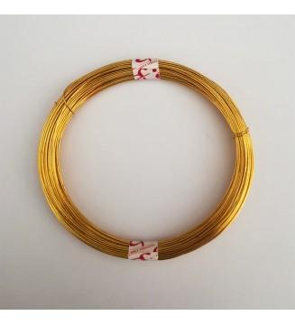 Brass wire 0,6mm 50g